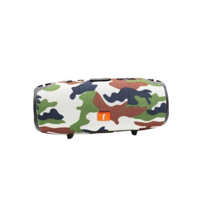Boxa portabila model camuflaj
