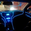 Fir cu neon pentru lumina ambientala diverse culori