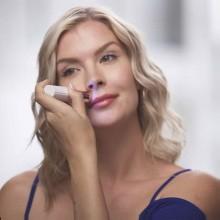 Epilator facial hipoalergenic Aparat pentru indepartarea parului facial pentru dama cu led