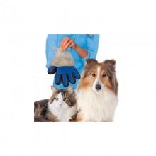 Manusa True Touch pentru periat si masaj animale de companie